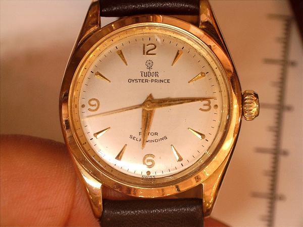 Rolex Turdor Prince