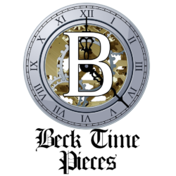 logo beck time pieces